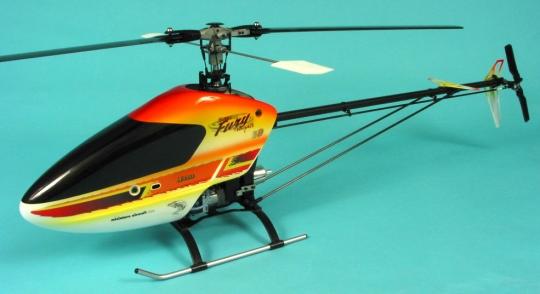 Elicotteri radiocomandati classe 90 da acrobazia estrema 3d - Runryder rc heli ...