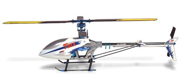Elicottero T Rex 450 : Micro elicotteri radiocomandati elettrici r c